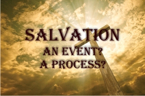Salvation- An Event? A process?| Colin D'cruz