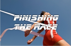 Finishing the race| Justin